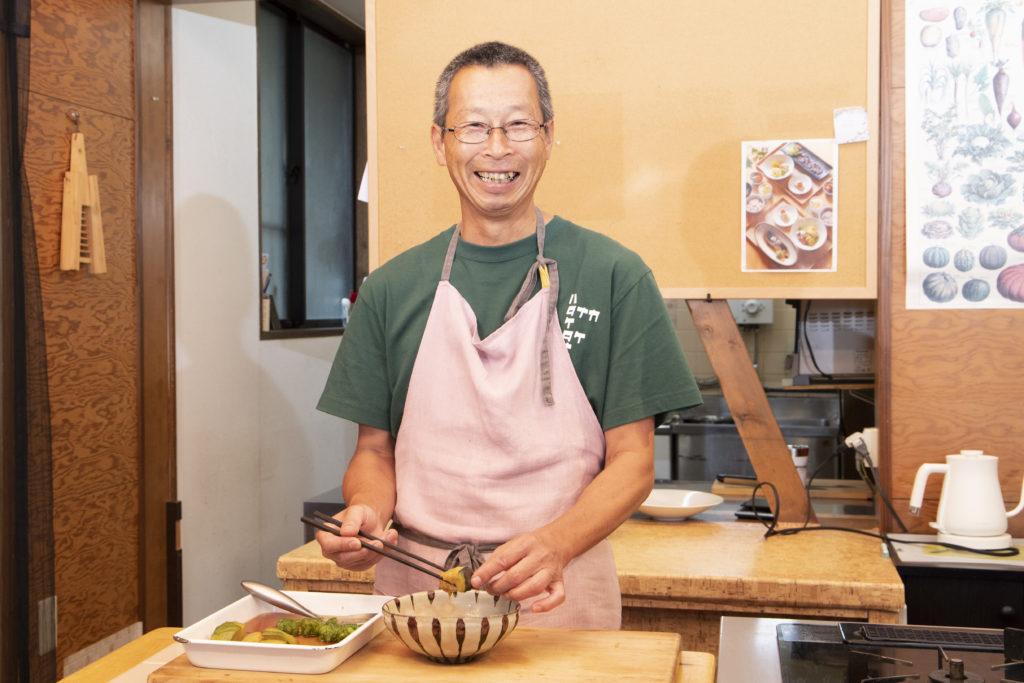田中稔先生